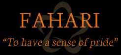 Fahari - To have a sense of Pride